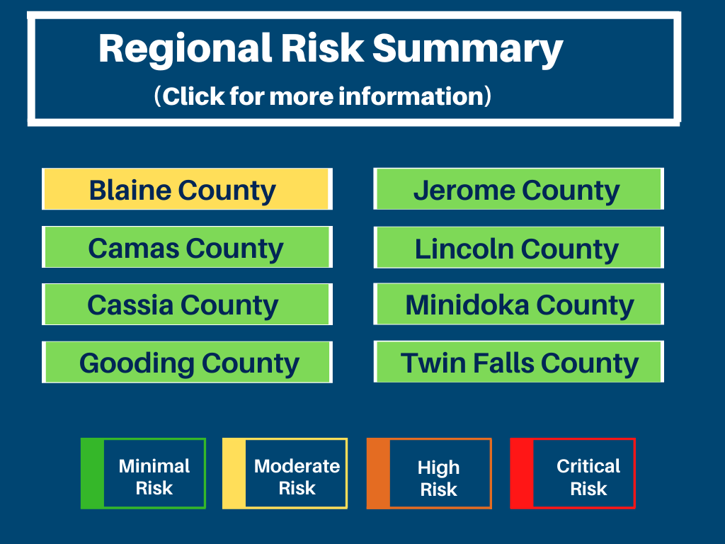 Risk Level Plan graphic